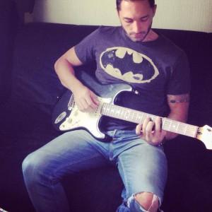 Romain Campoy Guitare