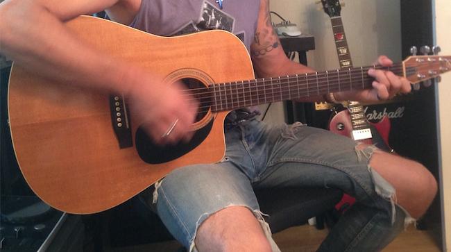 Apprendre rapidement la guitare en ligne