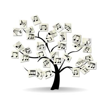 ARBOL DE LA MUSICA