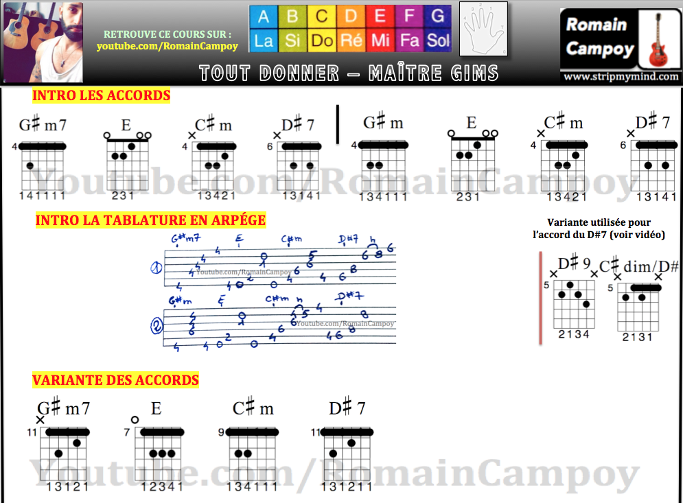 comment-jouer-cours-tuto-tutos-guitare-debutant-tout-donner-maitre-gims-accords-tablature-tabs-romain-campoy-facile-bella-balck-m-tutotiel-tutorial